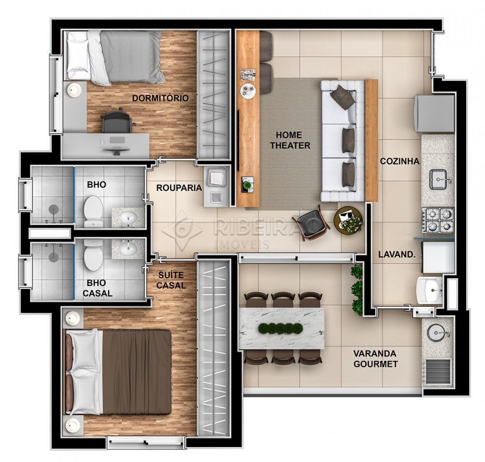 Comprar Apartamento / Padrão em Ribeirão Preto apenas R$ 452.053,00 - Foto 22