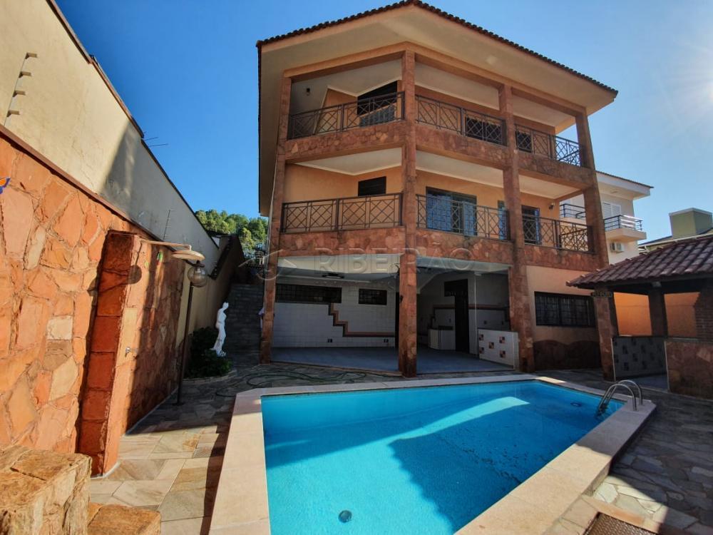 Ribeirao Preto Casa Locacao R$ 5.000,00 4 Dormitorios 3 Suites Area do terreno 443.89m2 Area construida 465.56m2