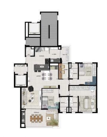 Alugar Apartamento / Padrão em Ribeirão Preto R$ 3.500,00 - Foto 14